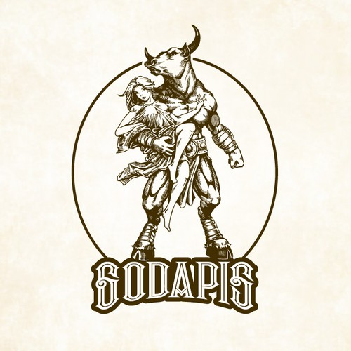 Logo Design for GodApis