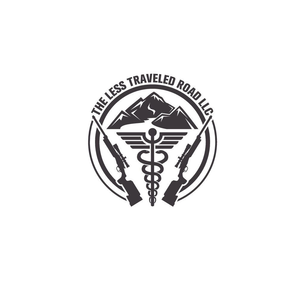 Create an eye-catching logo for an expedition medicine company