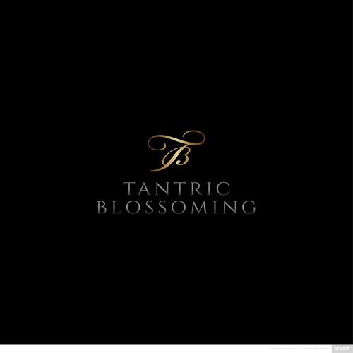 Tantric Blossoming Logo