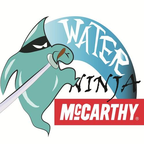 water ninjas logo