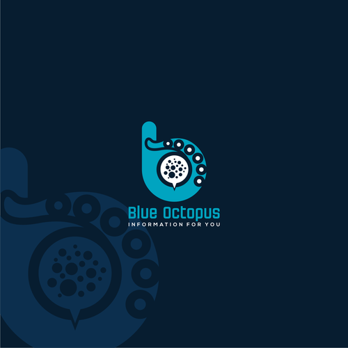 Logo for BlueOctopus