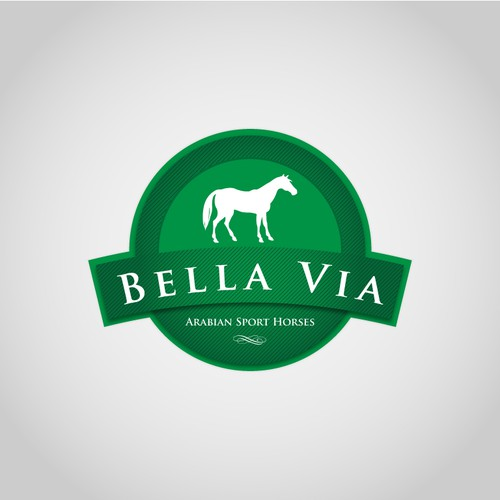 Create the next logo for Bella Via