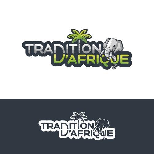 Tradition d'Afrique Logo