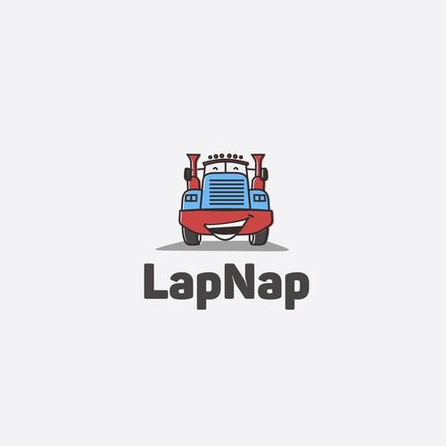 Concept logo for LapNap