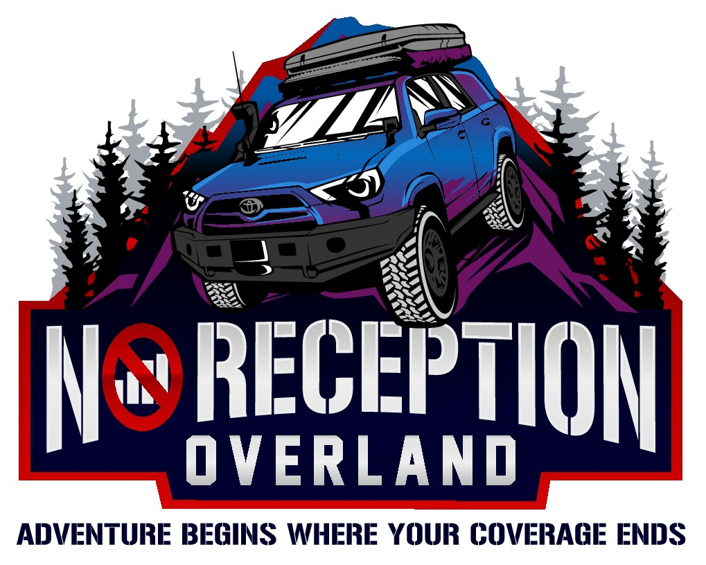 Overland company logo design