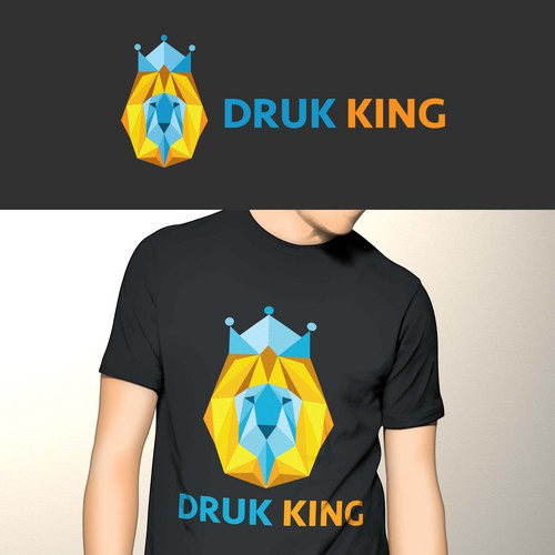 Original logo for the print king (printhouse) needed.