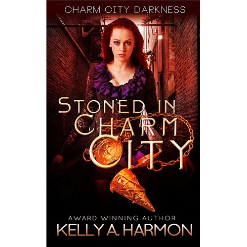 Create a Powerful Cover for the first book of an Urban Fantasy Series