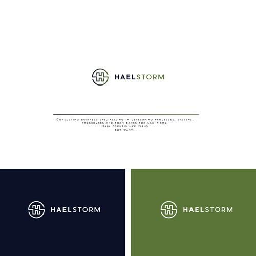 HaelStorm logo