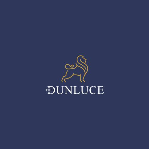 Bold logo concept for The Dunluce
