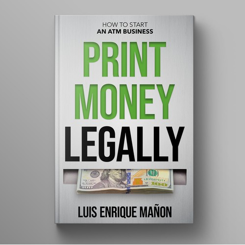 Print Money Legally Book Cover