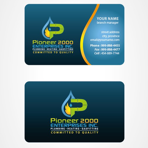 Pioneer 2000 Enterprises Inc.
