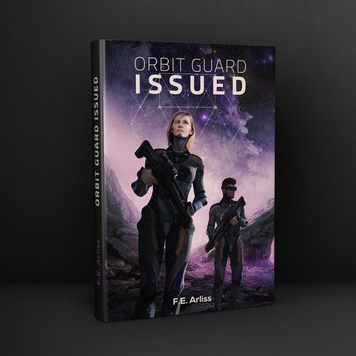 Book cover for ORBIT GUARD ISSUED