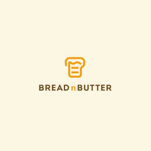 Bread & butter logo concept