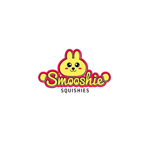 Fun logo for  jumbo squishies