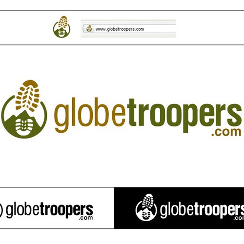 Imaginative Logo For New Adventure Travel Website