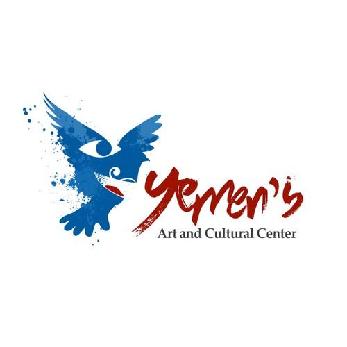 Yemen cultural center Logo