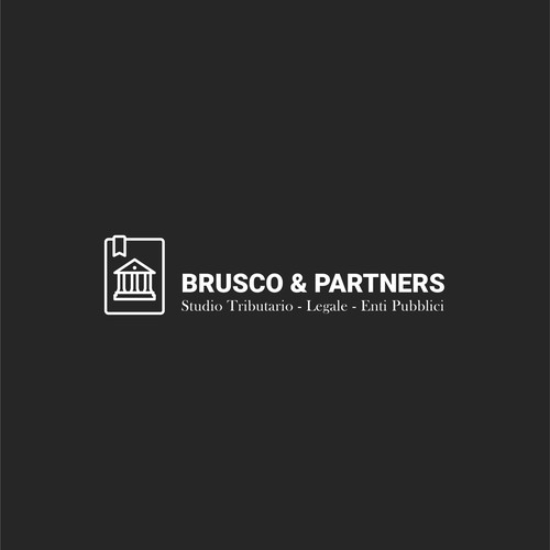 Brusco & Partners - Logo design