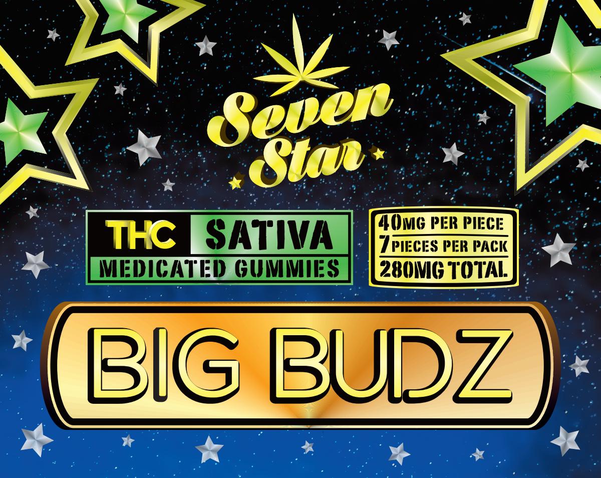 Sevenstar gummys
