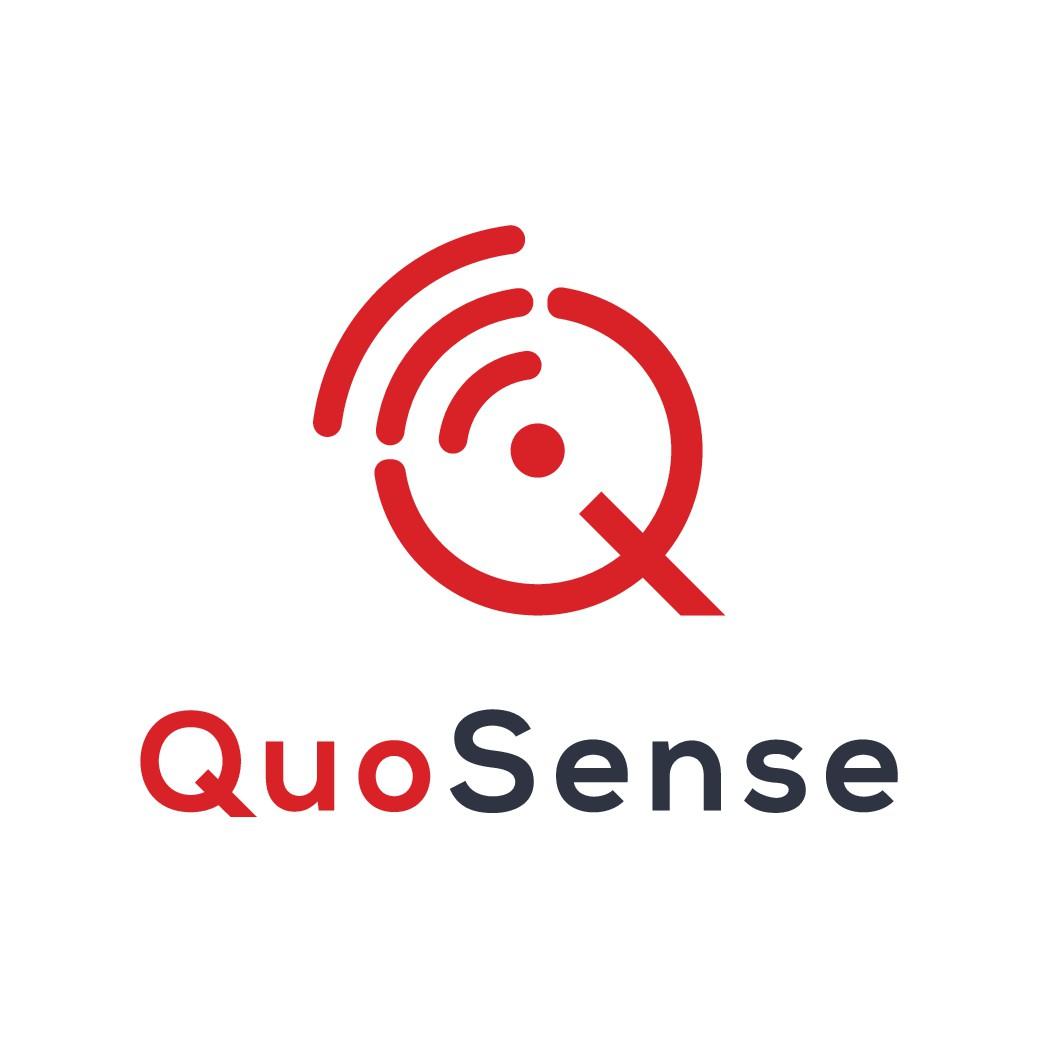 QuoSense - gestalte ein innovatives, aber seriöses Logo für Zukunftstechnologie