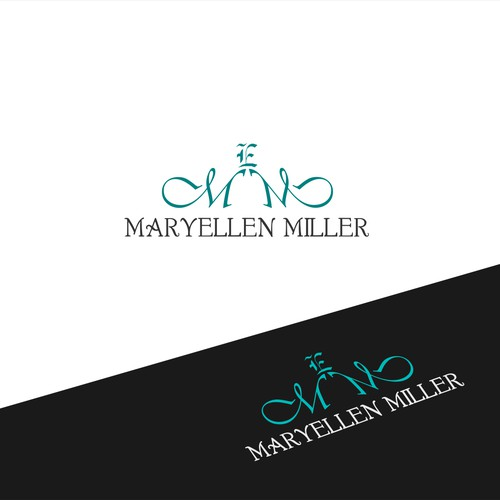 Create the next logo for MaryEllen Miller