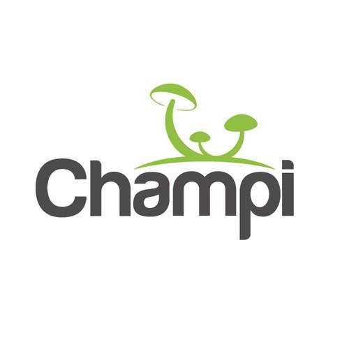 Logo for Champi.ca