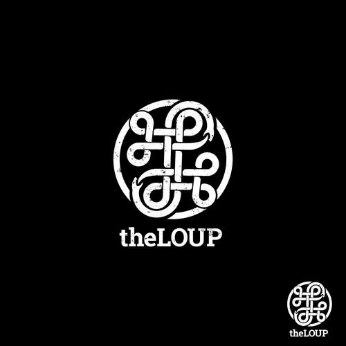 Logo concept for jazzy urban music trio ;