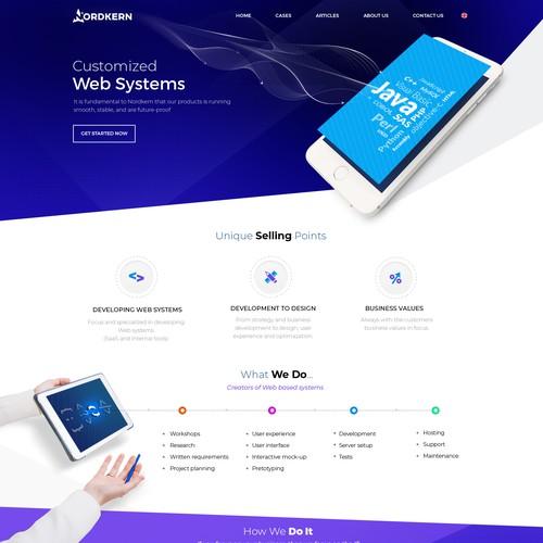 Web System Design