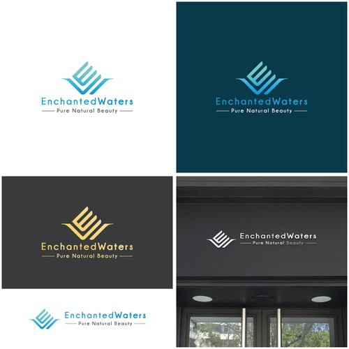 skincare and beauty product logo