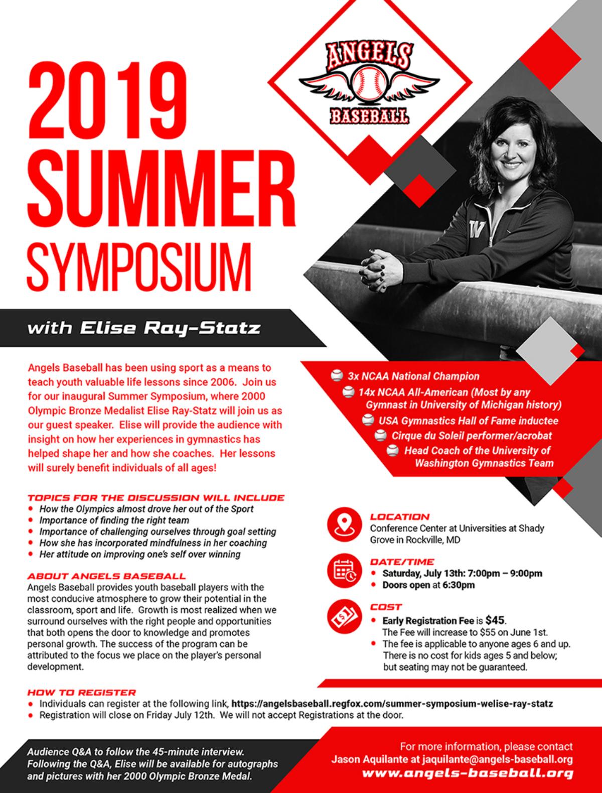 2019 Summer Symposium
