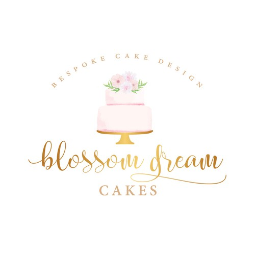 Blossom Dream Cakes