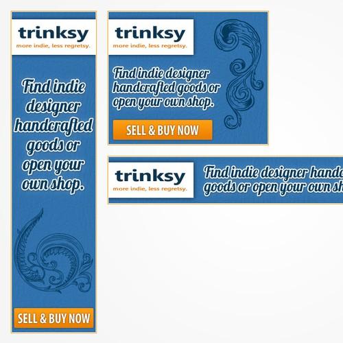 Trinksy Google banners