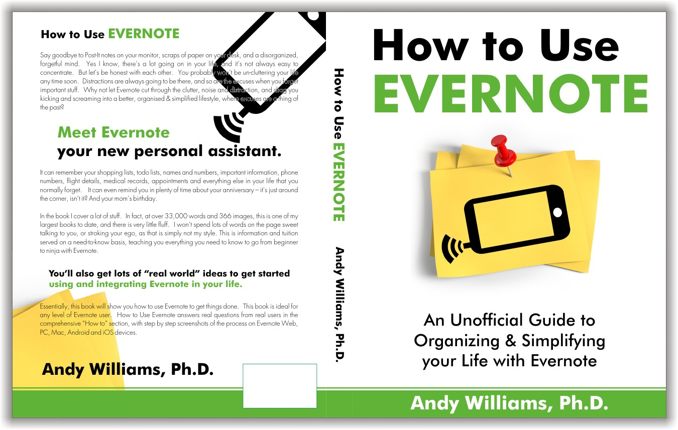 Create an eye-catching book cover for How-To guide.