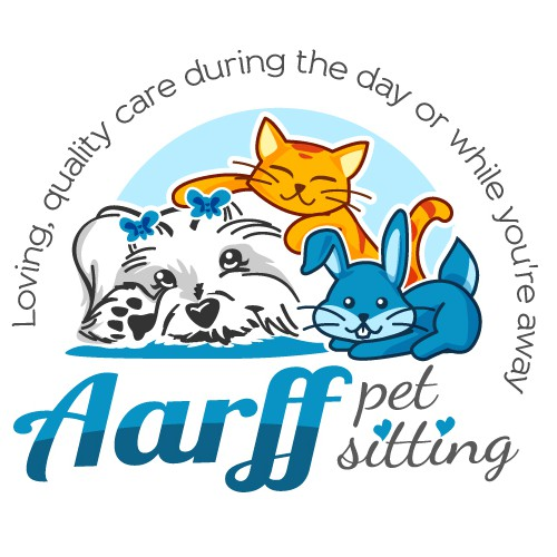Personal pet care logo