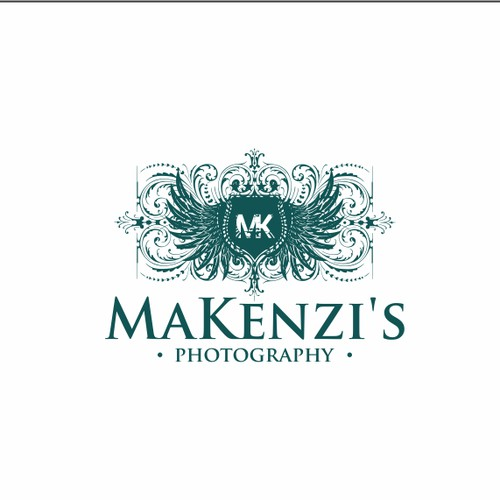 Create the next logo for MaKenzi's Photography