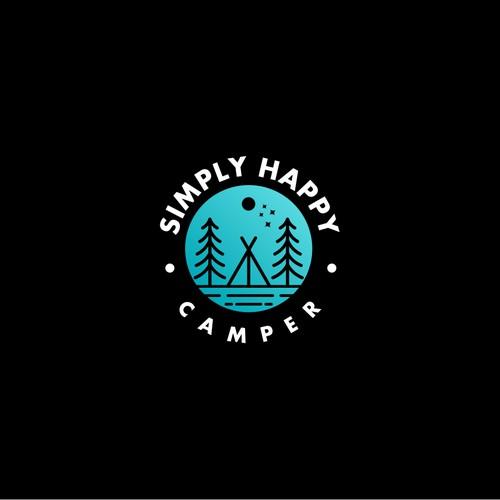 Camping logodesign