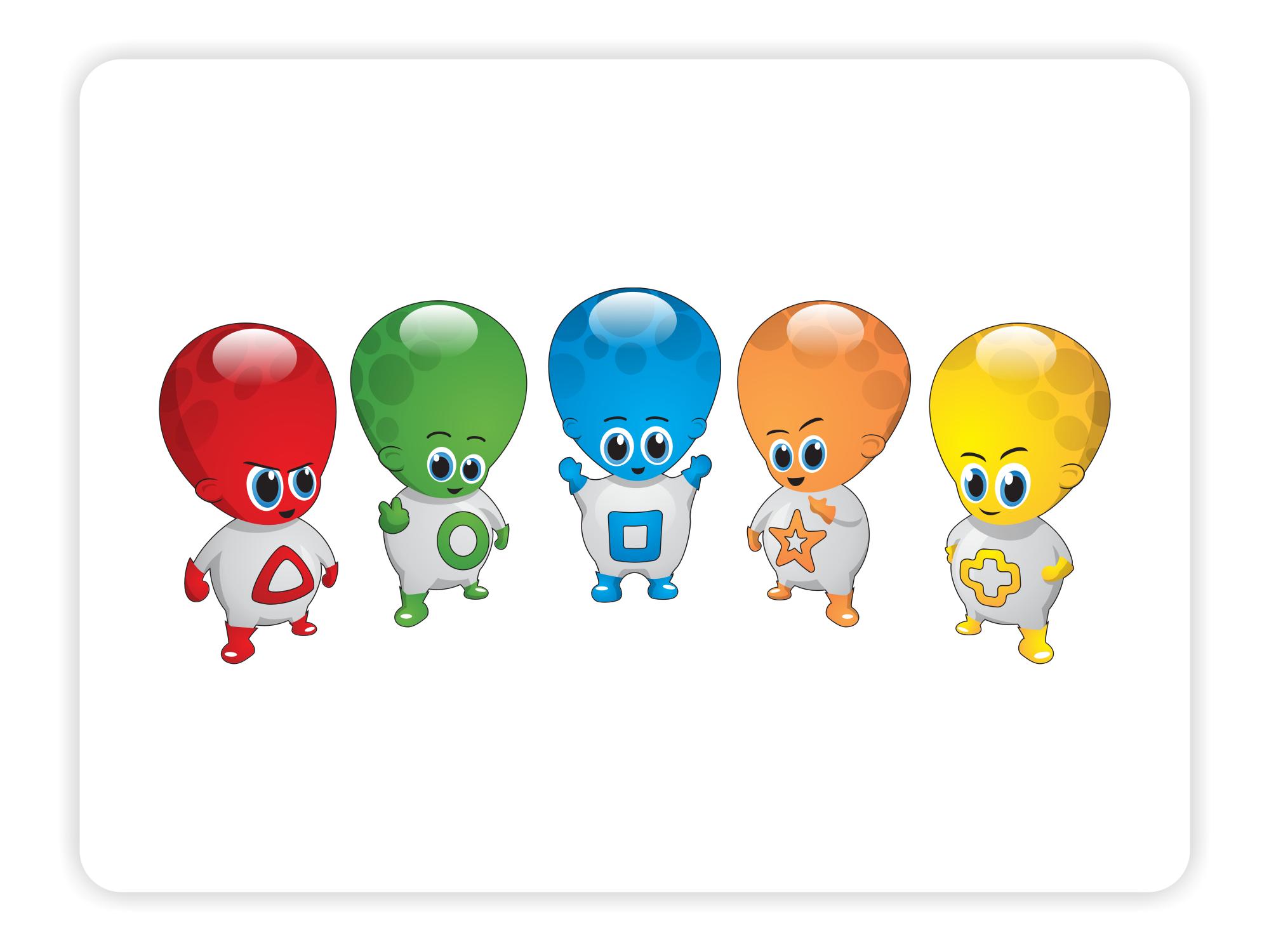 Alien Mascots for nKanika