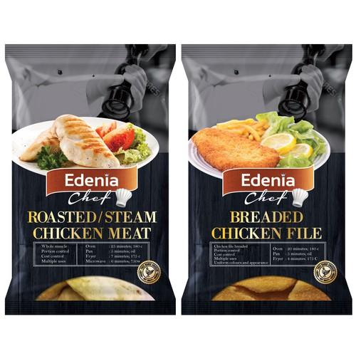 Edenia Chef