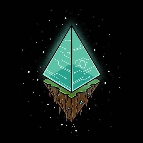 Ethereum Illustration Design
