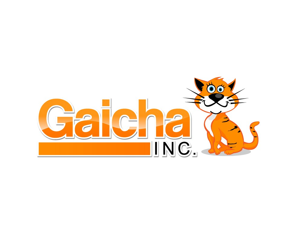 Create the next logo for Gaicha inc.
