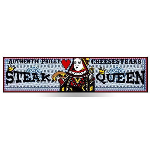 Food truck banner design!!