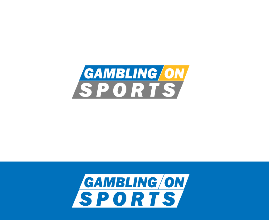 Gambling On Sports needs a new logo