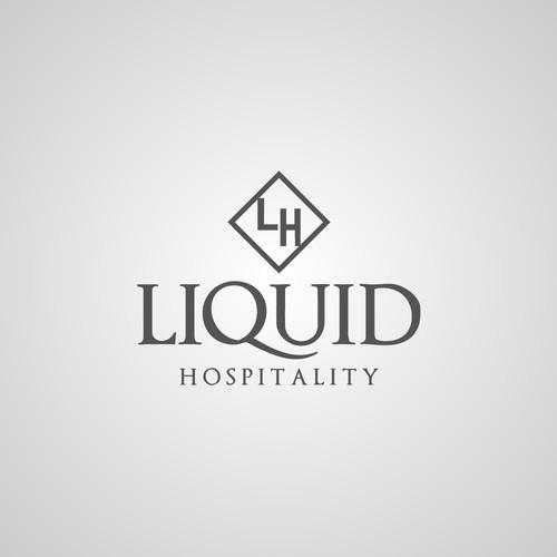 Logo Concept for LIQUID Hospitality