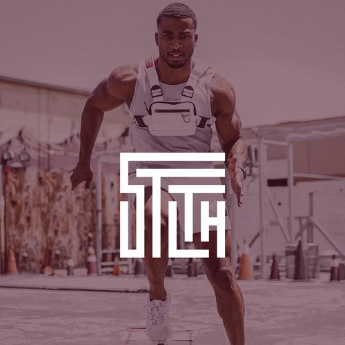 Fitness Streetwear Clothing Brand Logo