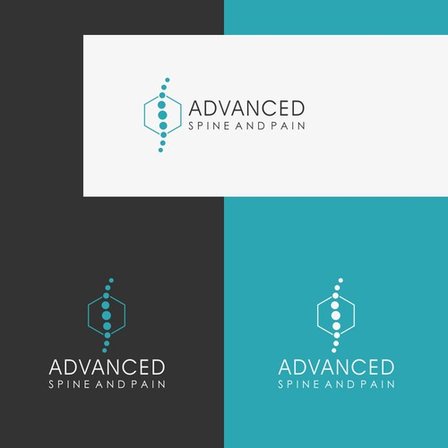 Inject some life into a spine clinic logo!