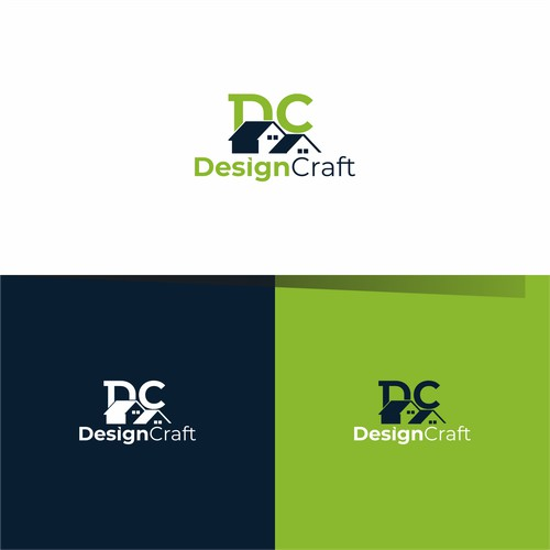 Simple Home Builder Logo