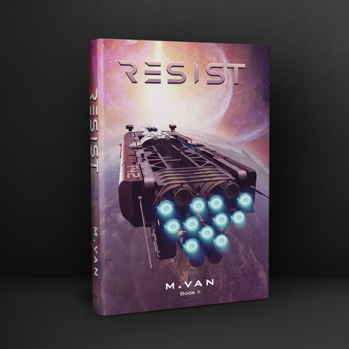 Book cover for RESIST