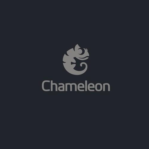 Create capturing logo of clothing line Chameleon