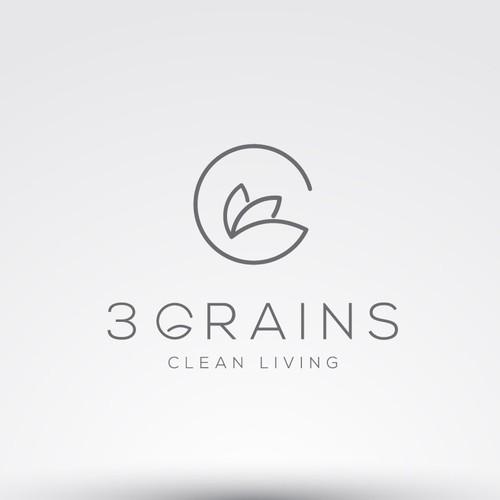 3 grains logo