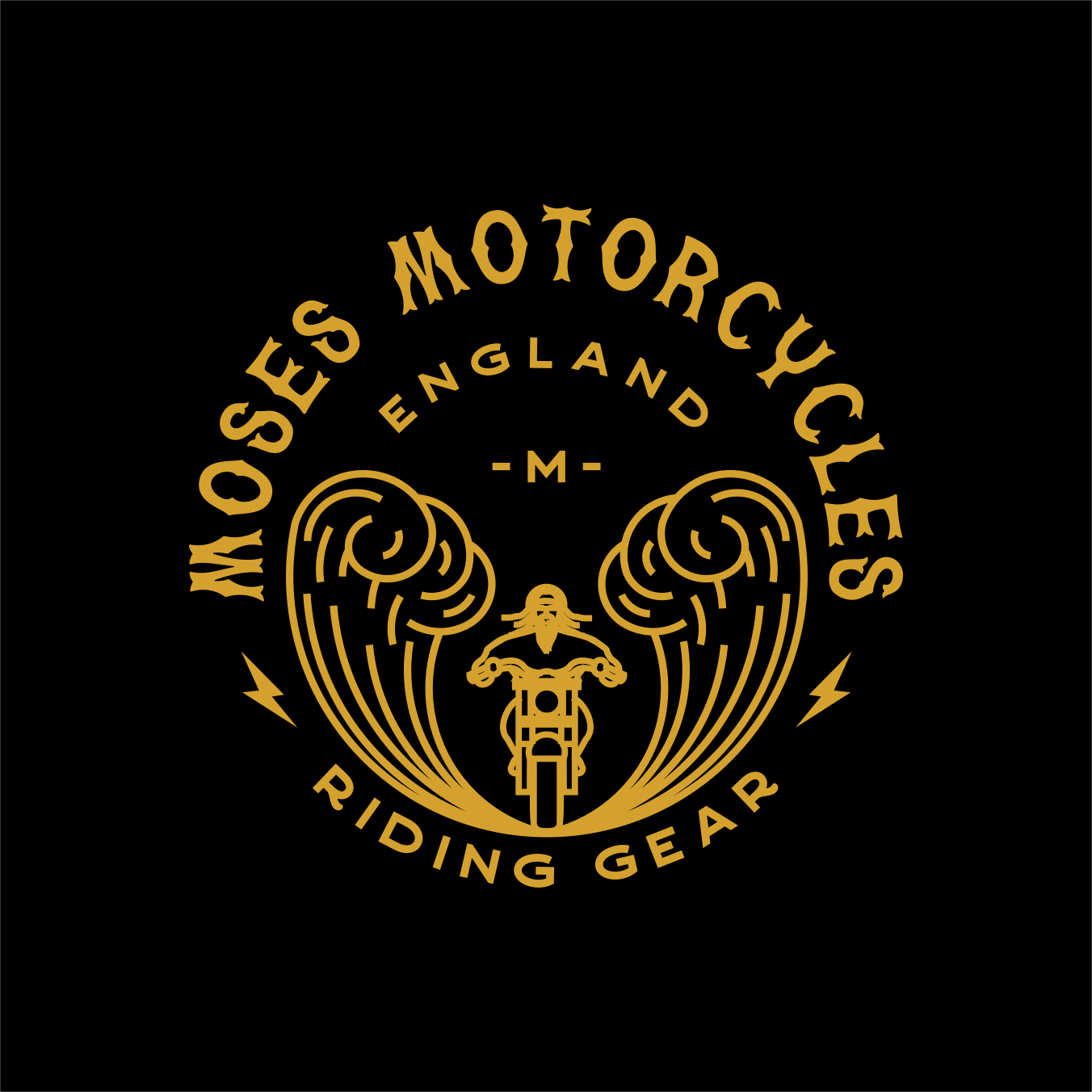 Create a Logo for cool style motorcycle clothing & apparel brand