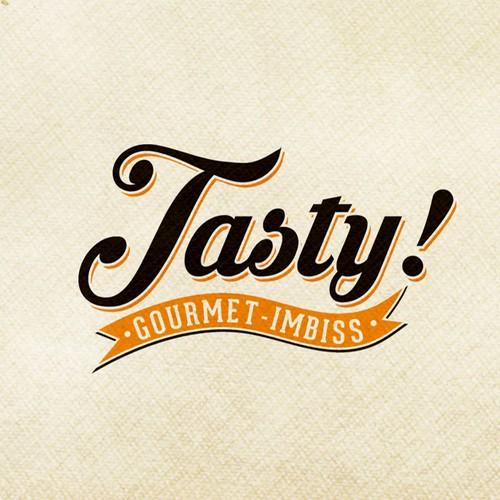 Logo design for take away restaurant